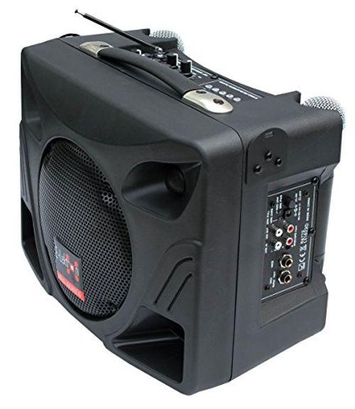 photo Wallpaper of E-Lektron-E Lektron EL21 P Tragbares Soundsystem USB/SD Bluetooth Soundanlage Mit-