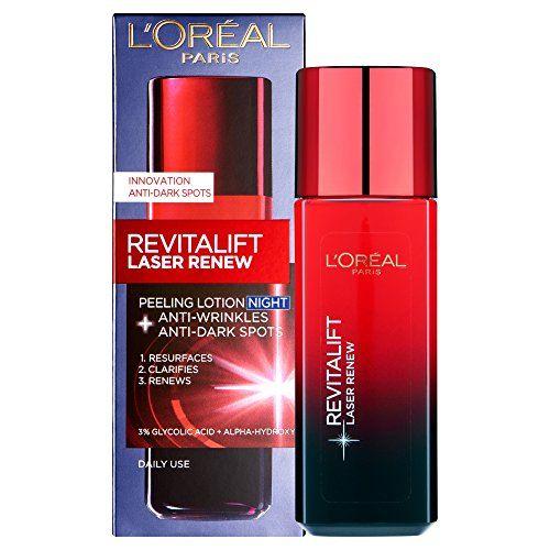 photo Wallpaper of L'Oreal Paris-L'oreal Paris   Revitalift Laser Renew Night Peeling Lotion, Tratamiento Anti-
