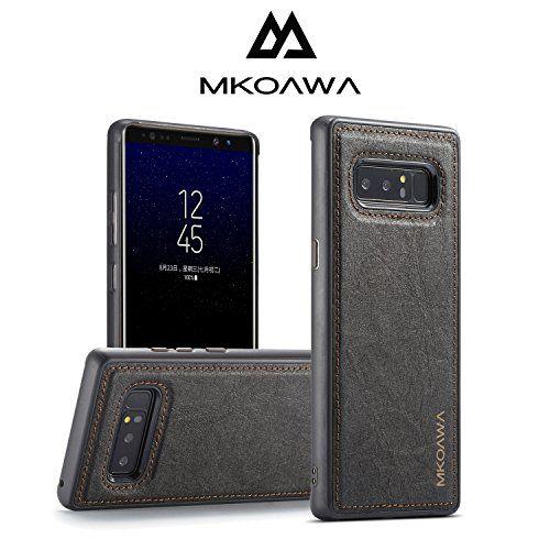 photo Wallpaper of MKOAWA-MKOAWA Galaxy Note 8 Hülle, Samsung Galaxy Note 8 Hülle (6,3 Zoll) Mit-Galaxy Note 8