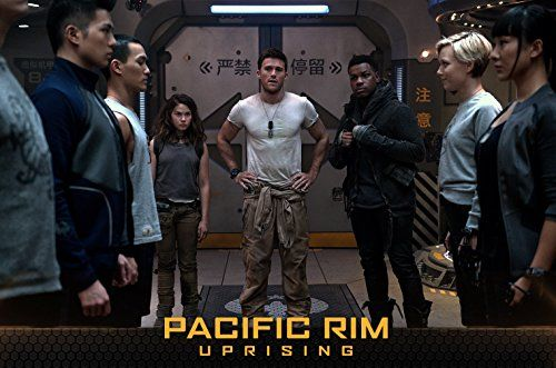 photo Wallpaper of -Pacific Rim   Uprising  (4K Ultra HD) (+ Blu-