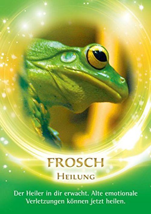 photo Wallpaper of -Das Krafttier Orakel: Ein Liebevoller Begleiter Im Alltag   64 Karten Mit Begleitbuch-