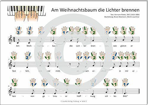 photo Wallpaper of -Einfacher! Geht Nicht: 24 Weihnachtslieder Für Klavier Und Keyboard Mit-