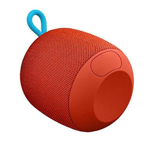 photo Wallpaper of Ultimate Ears-Ultimate Ears 984 000853 WonderBoom Bluetooth Lautsprecher (wasserdichter 360° Sound)-Feuerball Rot