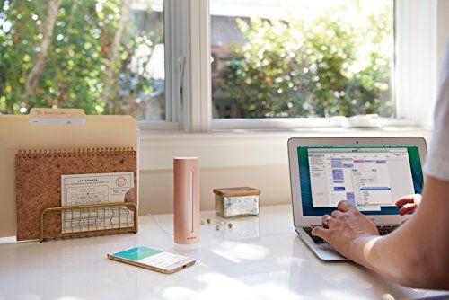 photo Wallpaper of Netatmo-Netatmo Luftqualität Messgerät, Feuchtigkeit, Temperatur, Lärm Und CO2 Sensoren, Healthy-Rose Gold