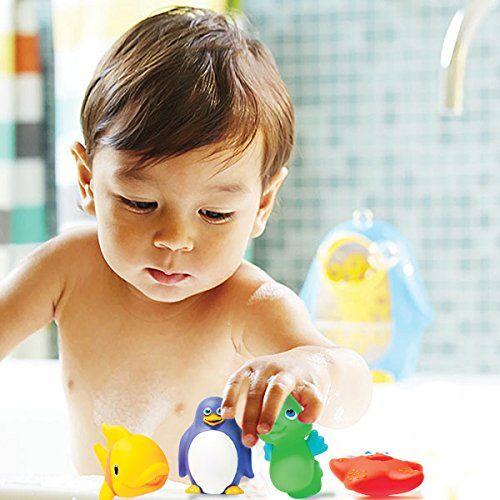 photo Wallpaper of Munchkin-Munchkin Ocean Bath Squirts   Juguete Baño Ocean Pack 8-Multicolor