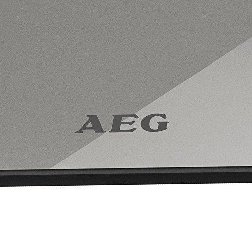 photo Wallpaper of AEG-7in1 Analyse Waage Glas Edelstahl Bis 180 Kg Personen Waage Gewicht, Fettanalyse, Wasseranteil, Muskelmasse,-