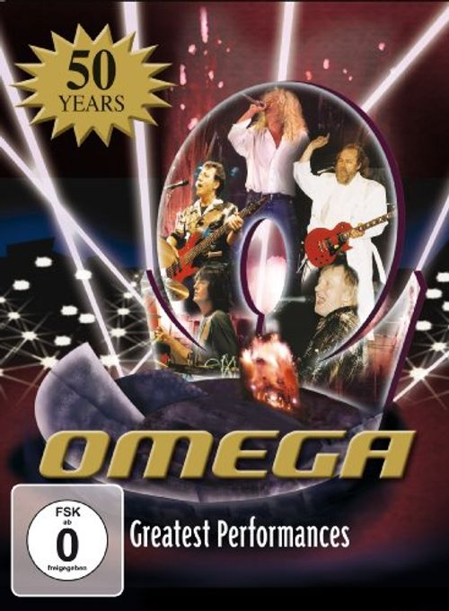 photo Wallpaper of OMEGA-Omega   Greatest Performances [2 DVDs]-