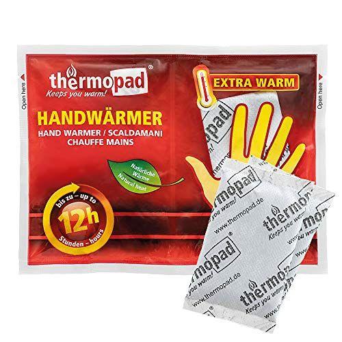 photo Wallpaper of Thermopad-Thermopad Handwärmer   Kuschlig Weiches Wärmekissen   12 Stunden Wohltuende Wärme Von 55°C  -Weiß