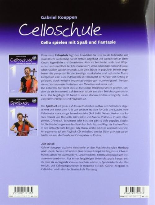 photo Wallpaper of Schott Music Distribution-Celloschule: Cello Spielen Mit Spaß Und Fantasie. Band 1. Violoncello.-
