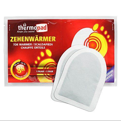 photo Wallpaper of Thermopad-Thermopad Zehen Wärmer   Angenehme Wärme Für Die Zehen   37°C  -weiß