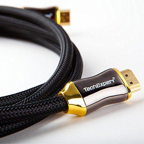 photo Wallpaper of TechExpert-HDMI Kabel 2.0 Ultra HD 4K   3D   ARC -
