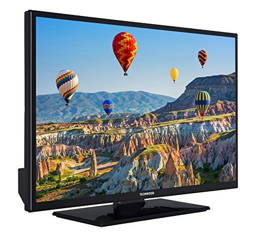 photo Wallpaper of Techwood-Techwood H32T11A 81 Cm (32 Zoll) Fernseher (HD Ready, Triple Tuner)-schwarz