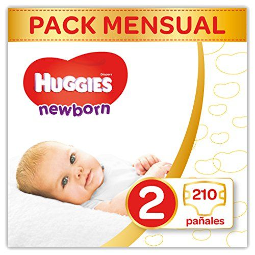 photo Wallpaper of Huggies-Huggies Newborn Pañales Recién Nacido Talla 2 (3 6 Kg)  -Weiss