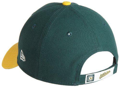 photo Wallpaper of New Era-New Era Herren Baseball Cap The League Oakland Raiders Offical Team-Grün (Green)