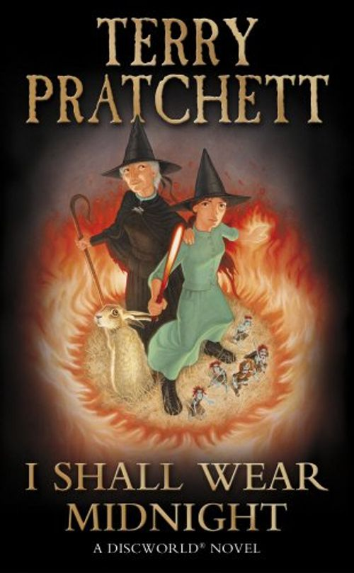 photo Wallpaper of Random House Uk-I Shall Wear Midnight: A Discworld Novel (Discworld Novels)-
