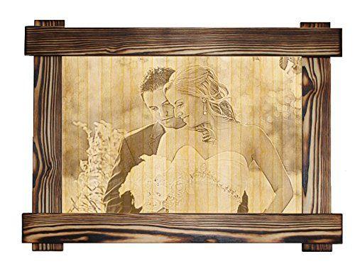 photo Wallpaper of Meisterlaser-Bilder Holzbild Fotogravur Lasergravur Holzgravur-