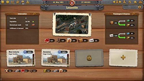photo Wallpaper of Kalypso-Railway Empire [PC]-