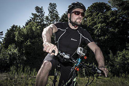 photo Wallpaper of Rollei-Rollei Actioncam Halterung Cero Bike   Professionelle Motor -Schwarz