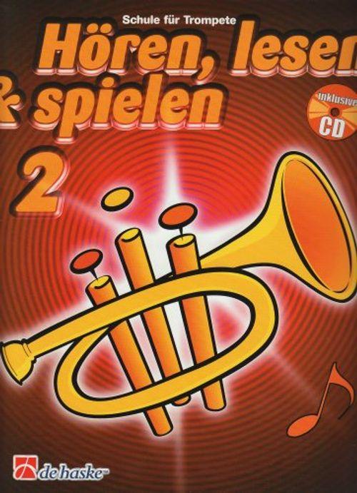 photo Wallpaper of sonstige Bücher & Noten-Hören, Lesen & Spielen, Schule Für Trompete, M. Audio CD-
