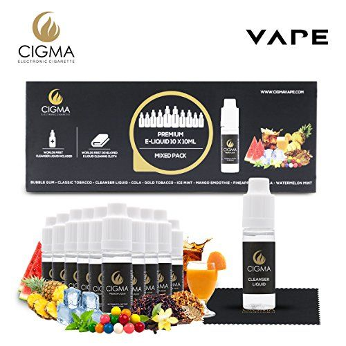 photo Wallpaper of Cigma-Cigma Worlds Mixed Fruit First Cleanser Pack | Líquido 10-