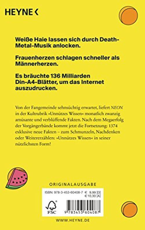 photo Wallpaper of -Unnützes Wissen 5: 1374 Skurrile Fakten, Die Man Nie Mehr Vergisst-