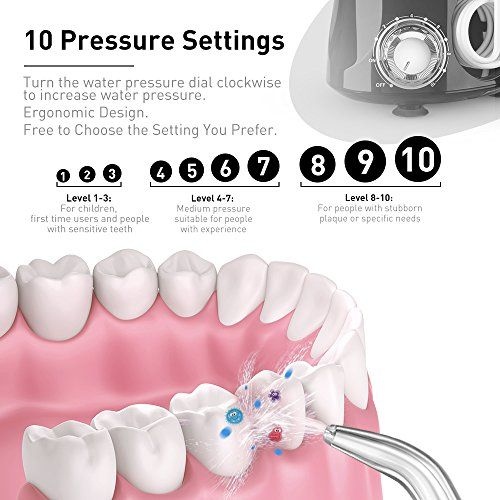 photo Wallpaper of Lavany-Lavany Irrigador Dental Y Bucal Electrónico, Limpiador Oral Profesional, Hilo Dental Con-