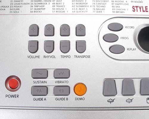 photo Wallpaper of FunKey-Funkey 54 Keyboard Inkl. Höhenverstellbarem Ständer Und Sitzbank (100 Sounds, 100 Rhythmen, Netzteil,-