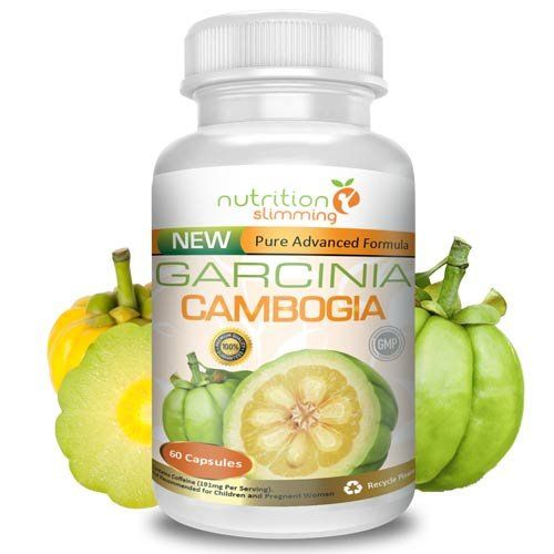 photo Wallpaper of Nutrition Slimming-Garcinia Cambogia PURA (1 Mes): Suplemento En Cápsulas Para Perder Peso,-