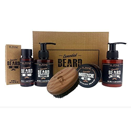 photo Wallpaper of H.zone-Kit De Barba Y Bigote H Zone Essential Beard  -