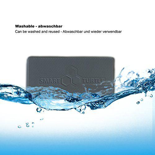 photo Wallpaper of SmartTurtle-SmartTurtle Nanopad Anti Rutsch Matte Rot KFZ Halterung   Antirutschmatte-Anti Rutsch Matte Rot