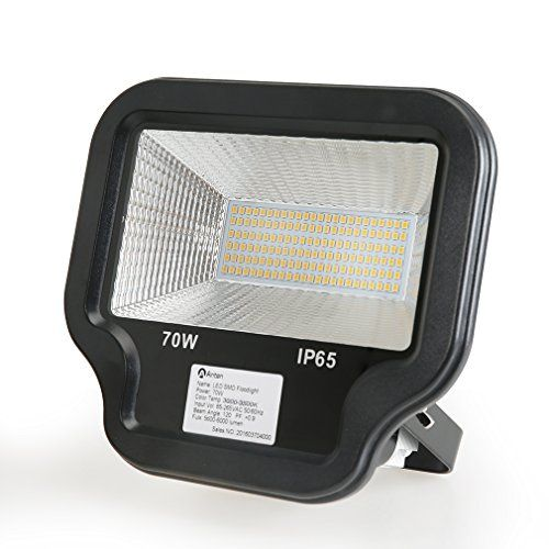 photo Wallpaper of Anten-Anten LED Fluter Strahler 70W Warmweiß Flutlicht IP65 Wasserdichte 5600-warmweiß_70W