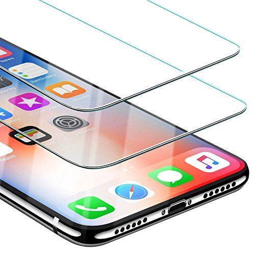 photo Wallpaper of Beikell-IPhone X Panzerglas, Beikell [2 Pack] Premium Schutzfolie Displayschutz Folien Gehärtetem High Definition, Einfach-durchsichtig