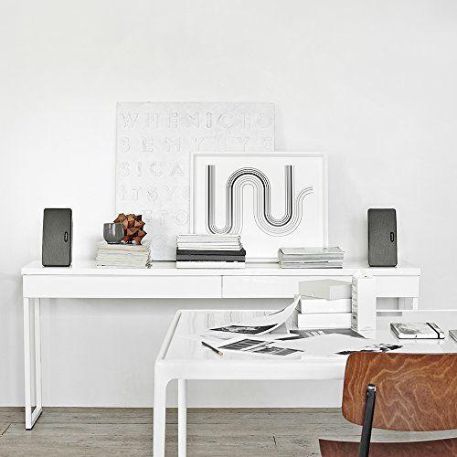 photo Wallpaper of Sonos-Sonos PLAY:3 WLAN Lautsprecher Für Musikstreaming Schwarz-schwarz