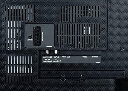 photo Wallpaper of Grundig-Grundig VLE 5521 BG 109 Cm (43 Zoll) Fernseher (Full-schwarz