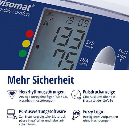 photo Wallpaper of Visomat-Visomat Tensiometro Digital De Brazo Doble Confort-
