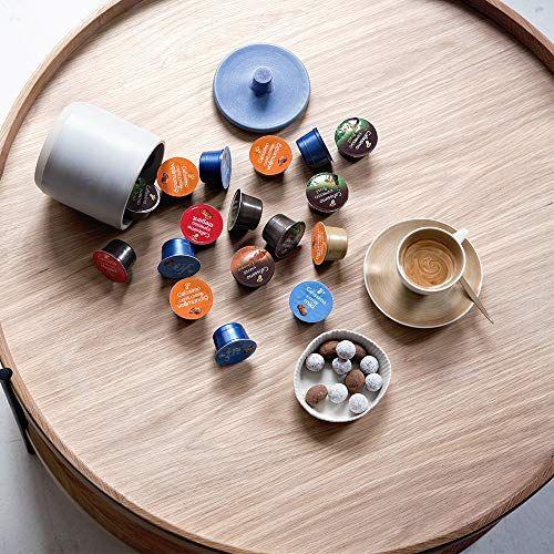 photo Wallpaper of -Tchibo CafissimoCollection–Probiersetmit 8 Kaffeekapseln-