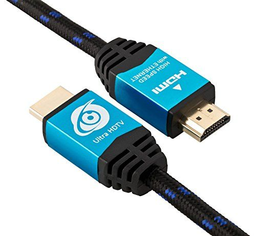photo Wallpaper of Ultra HDTV-Ultra HDTV Premium 4K HDMI Kabel 10 Meter / HDMI 2.0b,-1er-Pack