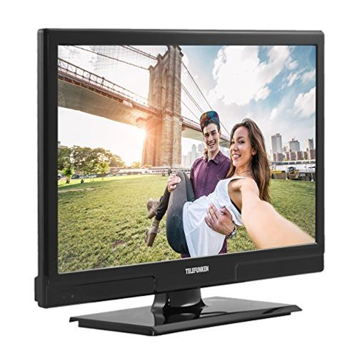 photo Wallpaper of Telefunken-Telefunken XH20A101D 51 Cm (20 Zoll) Fernseher (HD Ready, Triple-Schwarz
