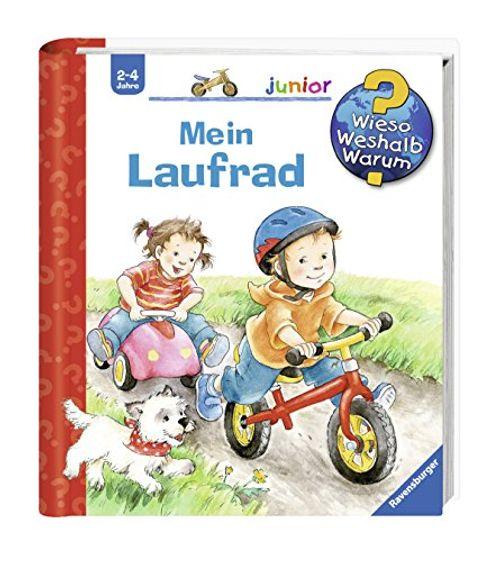 photo Wallpaper of Ravensburger-Mein Laufrad (Wieso? Weshalb? Warum? Junior, Band 37)-