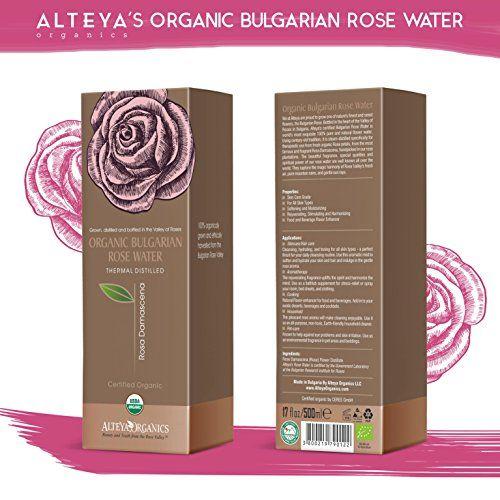 photo Wallpaper of Alteya-Alteya Organics   Agua Floral Natural De Rosa Búlgara (500 Ml/17 Oz) –-