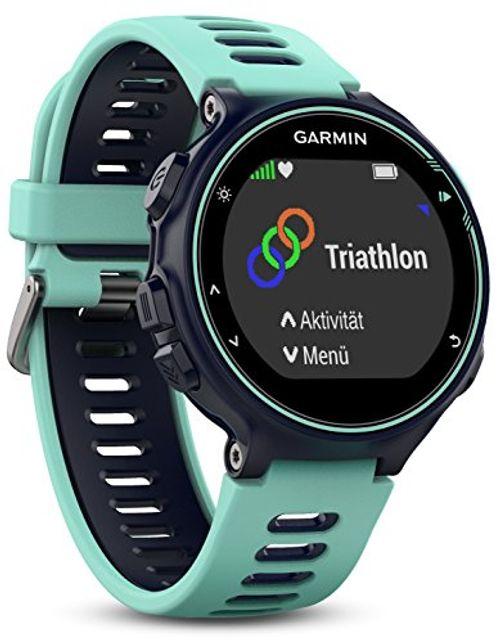 photo Wallpaper of Garmin-Garmin Forerunner 735XT   Reloj Multisport Con GPS, Tecnología Pulsómetro-Turquesa y azul