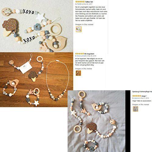 photo Wallpaper of Mamimami home-Mamimami Home DIY Juguete De Dientes De Bebé Collar De Enfermería Pulsera-Q14