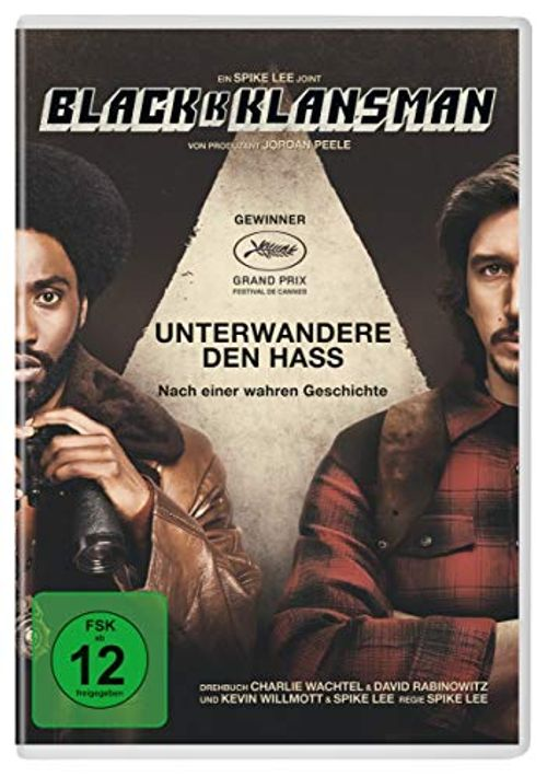photo Wallpaper of Universal Pictures Video-BLACKkKLANSMAN-
