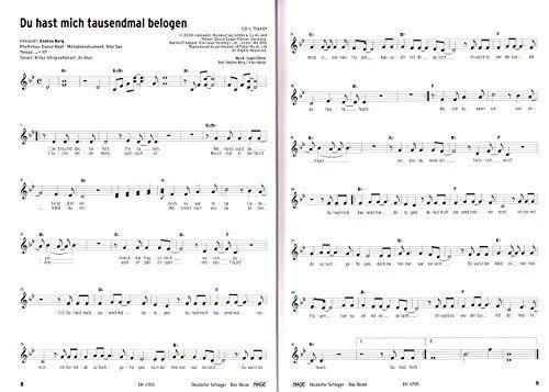 photo Wallpaper of Hage-Deutsche Schlager Das Beste Für Klavier, Keyboard, Gitarre Und Gesang   Leicht Bis-