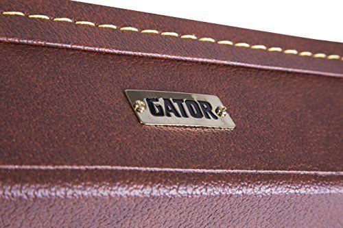 photo Wallpaper of GATOR-Gator Deluxe Holzkoffer Für
