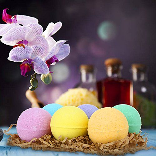 photo Wallpaper of Abody-Bombas De Baño Abody Sal De Baño Regalo Bath Bombs Relajante De Cuerpo-