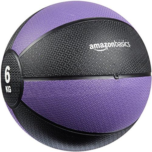 photo Wallpaper of AmazonBasics-AmazonBasics Medizinball, 6 Kg-