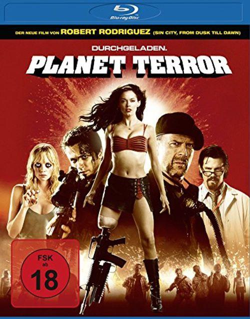 photo Wallpaper of PLANET TERROR-Planet Terror [Blu Ray]-