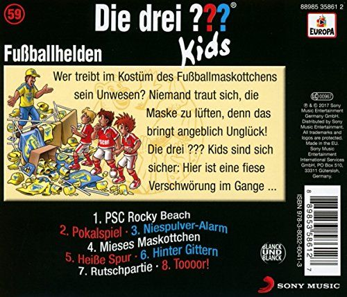 photo Wallpaper of United Soft Media (USM)-059/Fußballhelden-