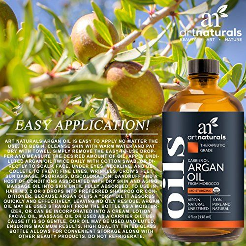 photo Wallpaper of Art Naturals-ArtNaturals USDA   Aceite De Argán Morrocano Orgánico Para-Argan (Argania spinosa) Oil